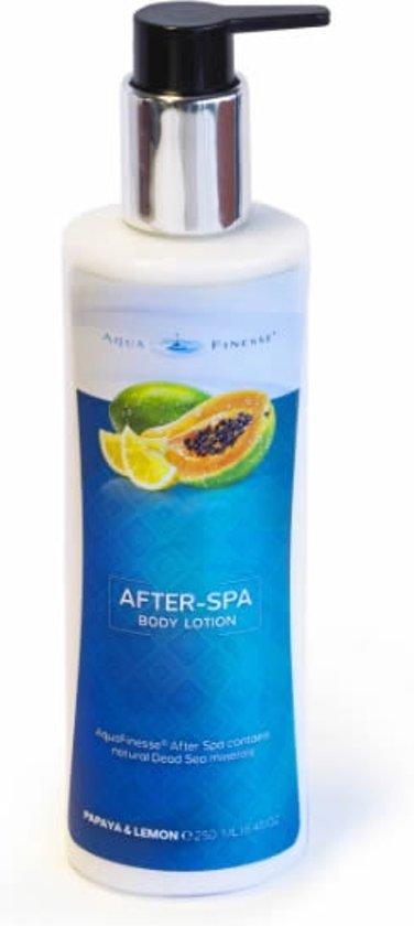 AquaFinesse After-Spa body lotion papaya-lemon