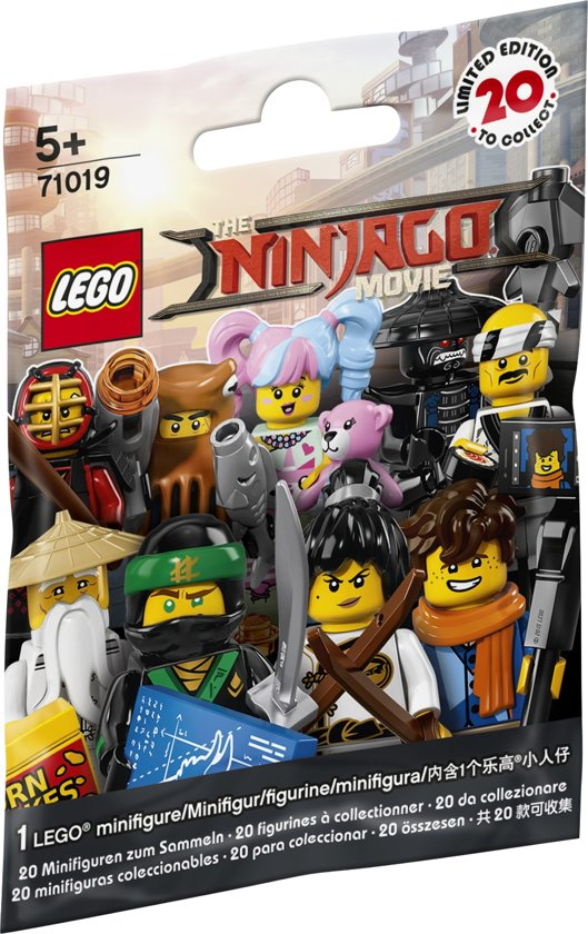 LEGO Minifigures The NINJAGO Movie - 71019