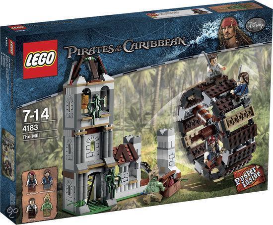 LEGO Pirates of the Caribbean de Molen - 4183