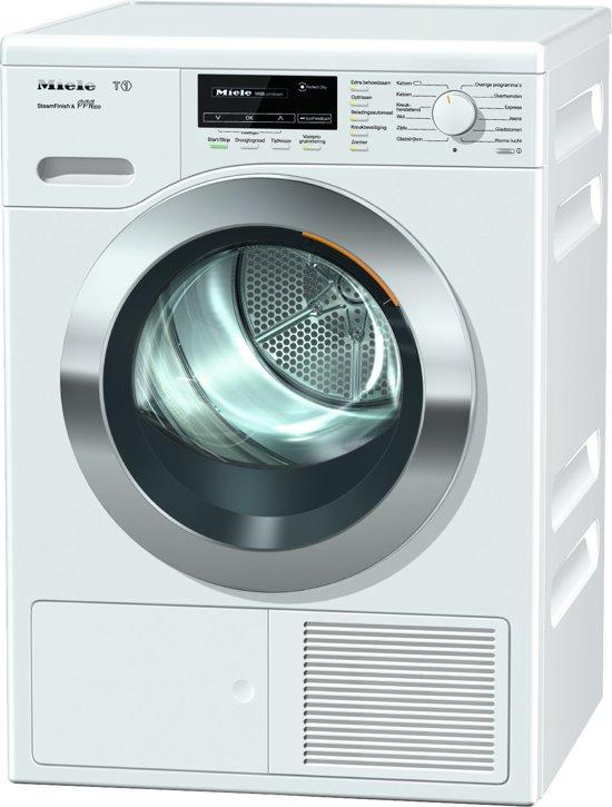Miele TKG 840 WP Eco - Warmtepompdroger - Chrome Edition