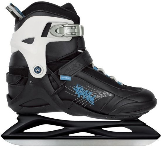 ed49e3c0dd3 bol.com   Powerslide Ijshockeyschaatsen Phu 1 Unisex Zwart Maat 39