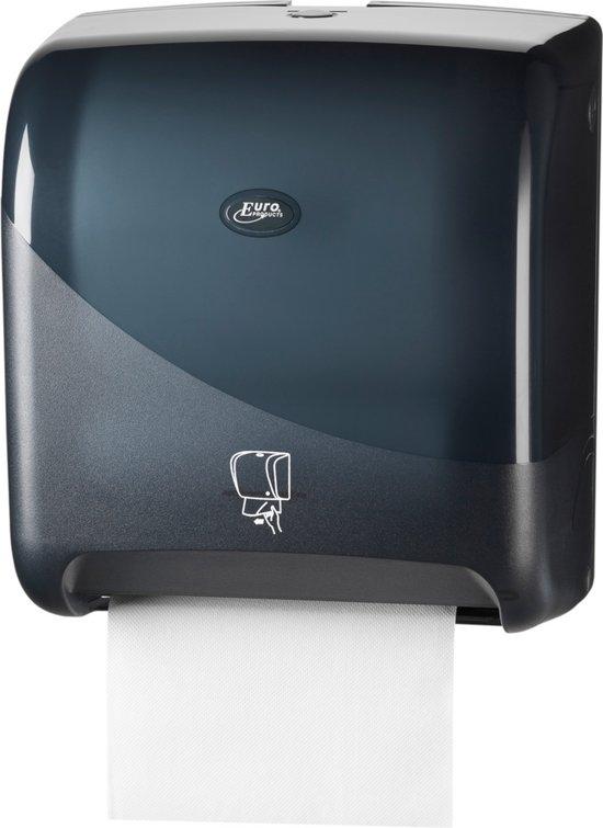 Handdoekautomaat Tear & Go E-matic zwart