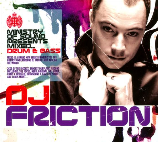 Ministry Of Sound Presents Mixed Drum & Bass - DJ Friction