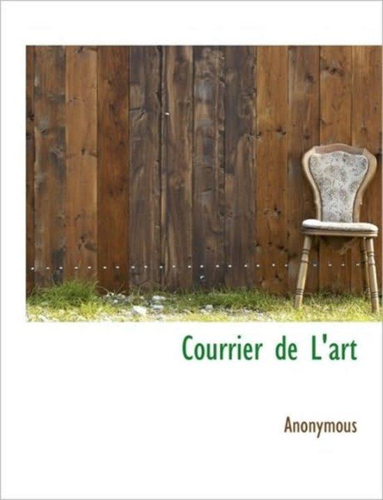 Courrier de L'Art