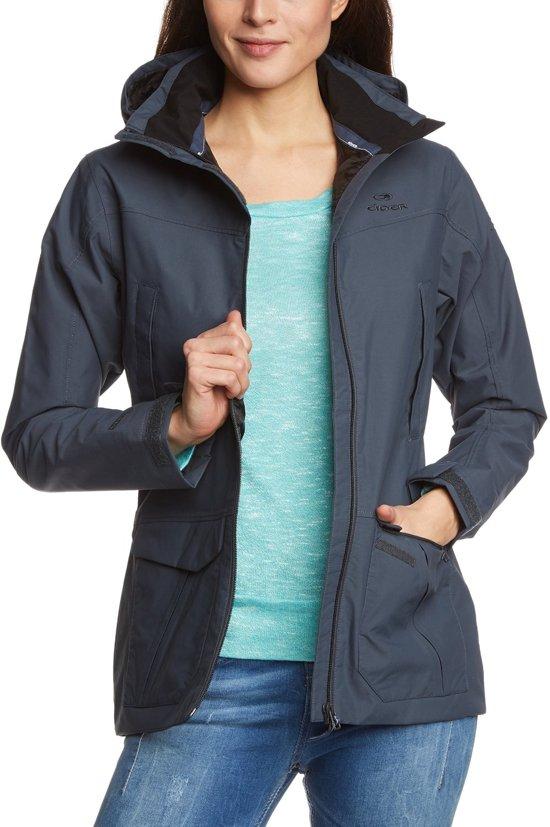 Eider acadia jacket women - night shadow bl