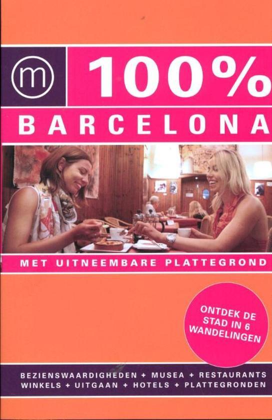 100% Barcelona - Voorkant
