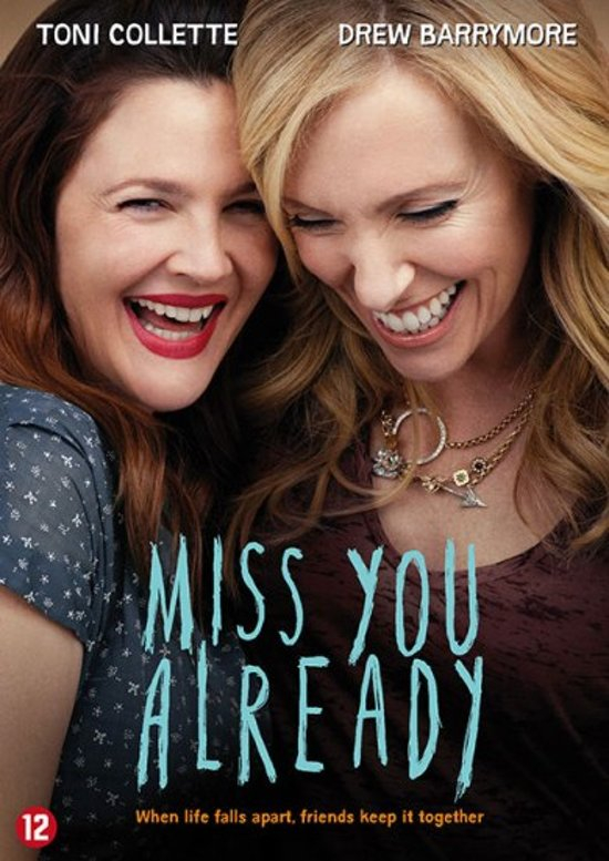 DVD cover van Miss You Already
