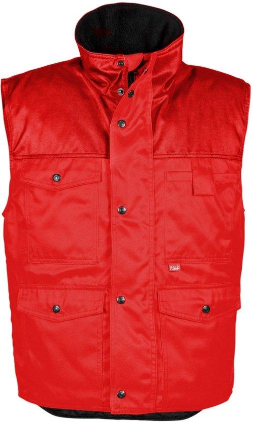 HaVeP Bodywarmer 5056 L rood