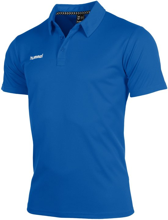 hummel Authentic Corporate Climatec Polo Unisex Sportpolo Unisex - Royal