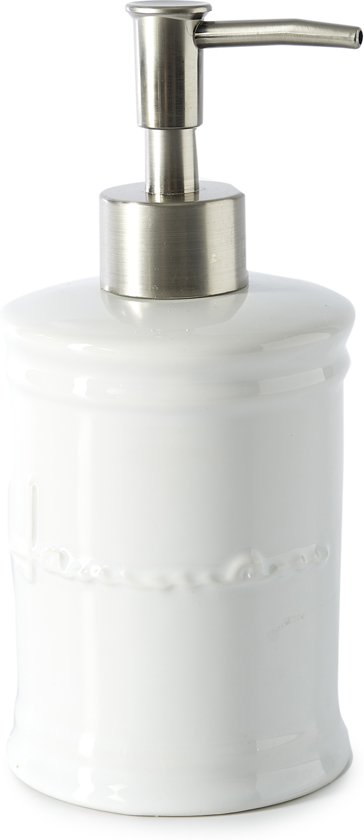Riviera Maison - Hammam Soap Dispenser - Handzeepdispenser - Porselein