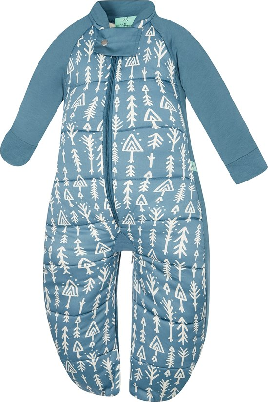 3.5 TOG - Winter Sleepsuit Bag Midnight Arrows Maat: 8-24 mnd
