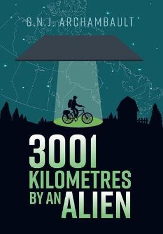 3001 Kilometres by an Alien