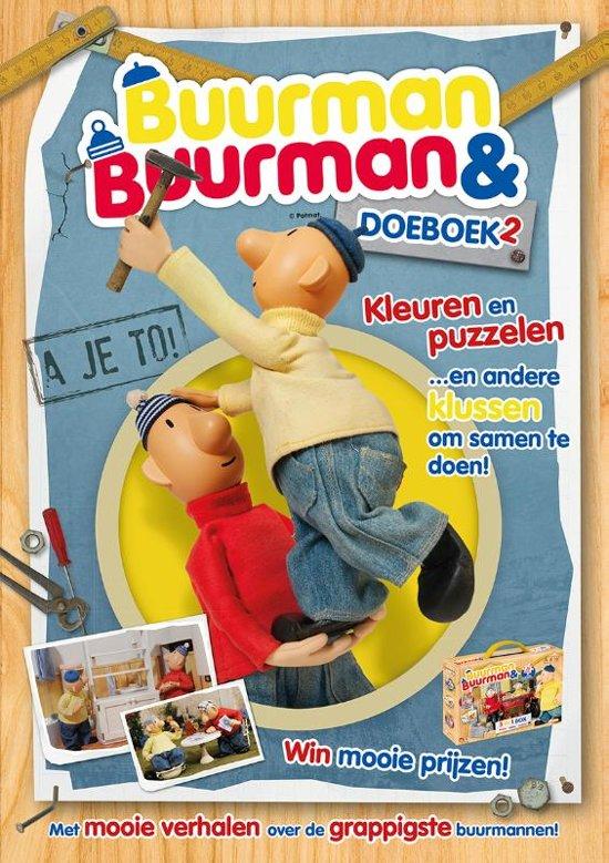 Afbeelding van Buurman en Buurman doeboek 2