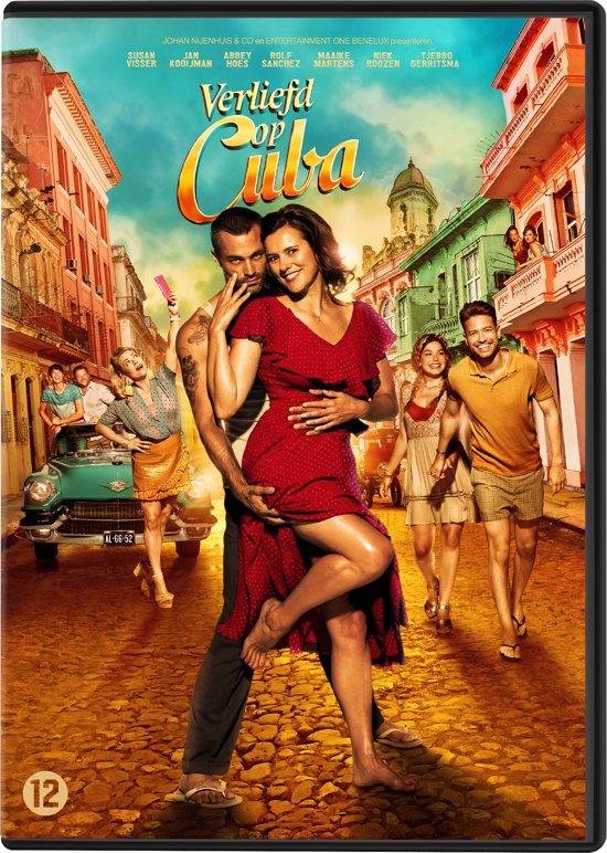DVD cover van Verliefd Op Cuba
