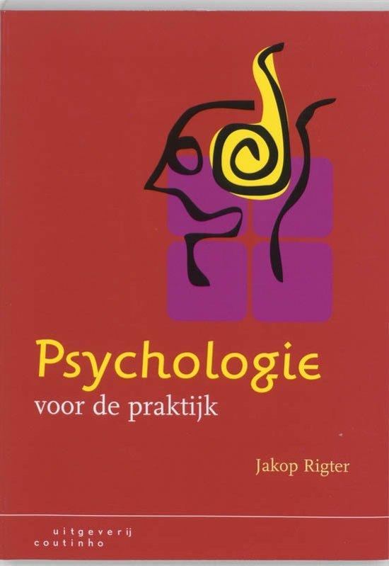 Bolcom Psychologie Voor De Praktijk Ebook Jakop Rigter