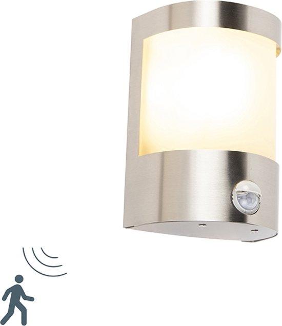 Hedendaags bol.com   QAZQA mira wl - Buitenlamp met sensor/bewegingsmelder HV-34