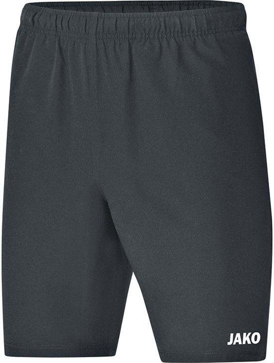 Jako Classico Short - Broeken  - grijs donker - 140