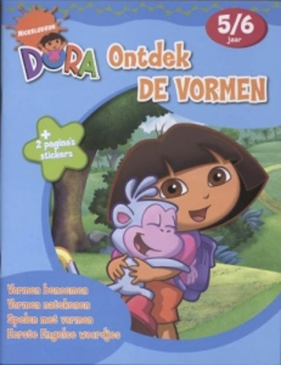 Ontdek De Vormen / 5/6 Jaar