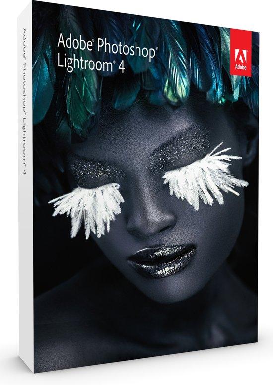 Adobe Photoshop Lightroom 4.0 - Engels / Win / Mac