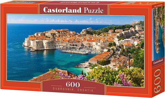 Dubrovnik, Croatia - 600 stukjes