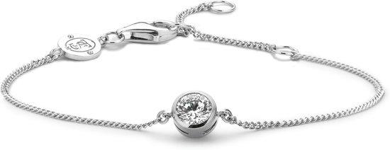 TI SENTO Milano Armband 2783ZI - Gerhodineerd Sterling Zilver