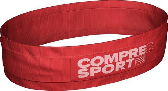 Compressport Free Belt Rood XL/XXL