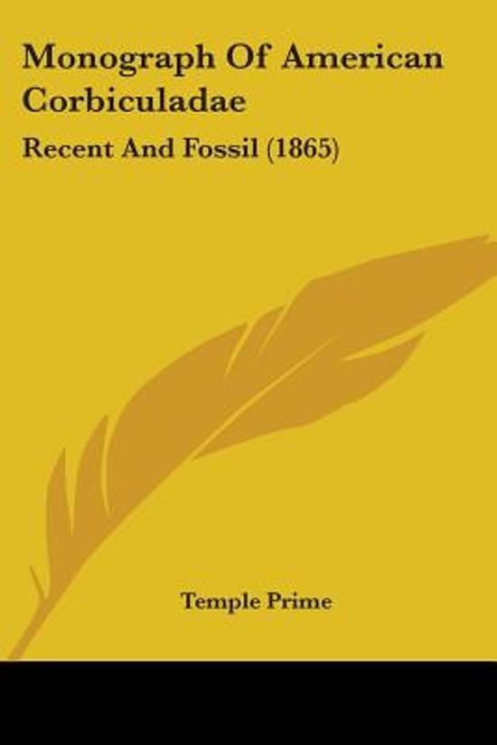 Monograph of American Corbiculadae