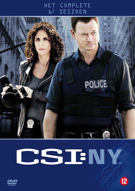 CSI: New York - Seizoen 6