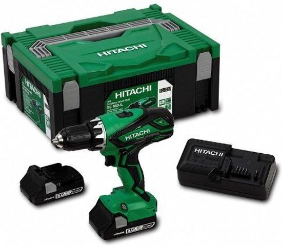 Hitachi Hikoki DS18DJL(WQ) - 3.0Ah Accu boor-schroefmachine in HSC II