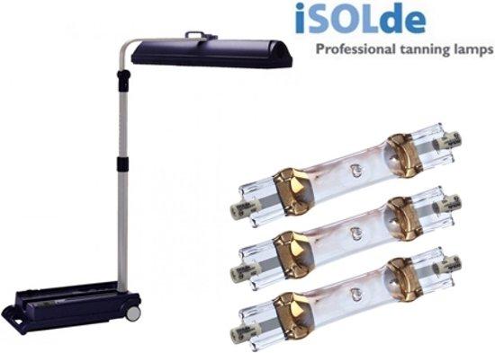 Betere bol.com | Set van 3 x HPA 400 S lampen voor Sunmobile EV-46