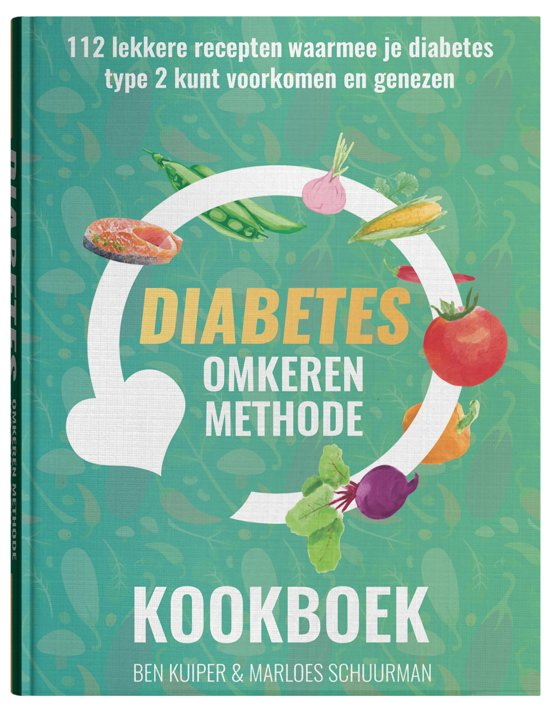 Het Diabetes Omkeren Methode Kookboek