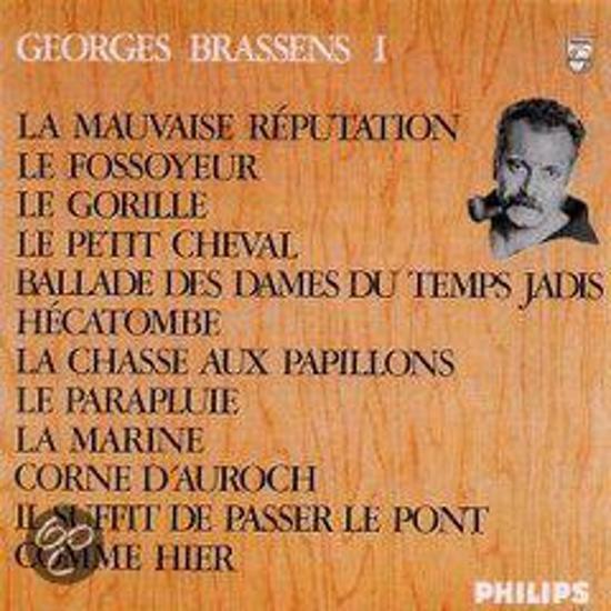 Georges Brassens I