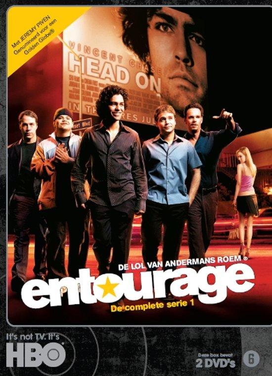 Entourage - Seizoen 1 (2DVD)