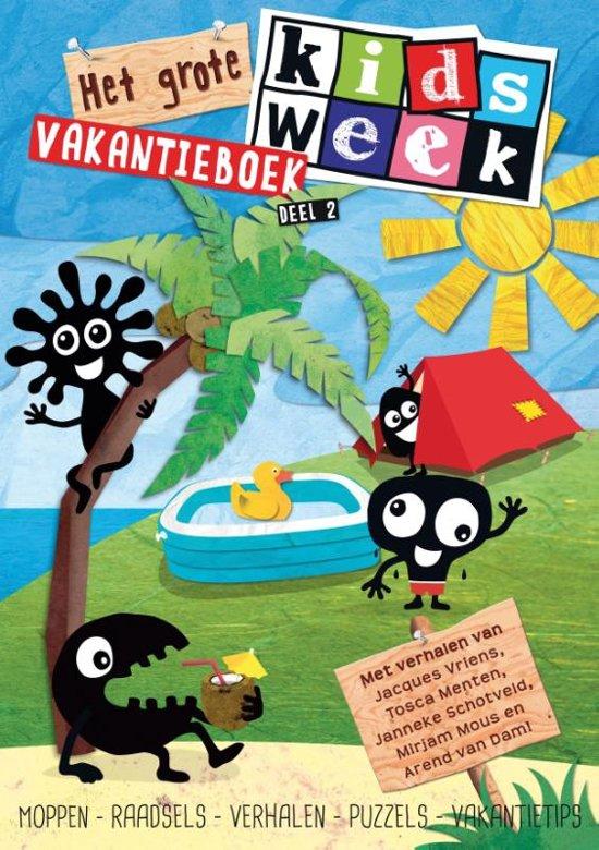 Het grote kidsweek vakantieboek 2