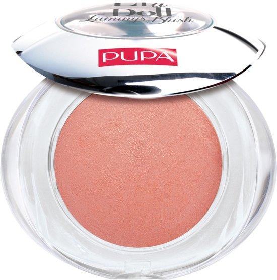 Pupa Like A Doll Luminys Blush 201 Desert Pink
