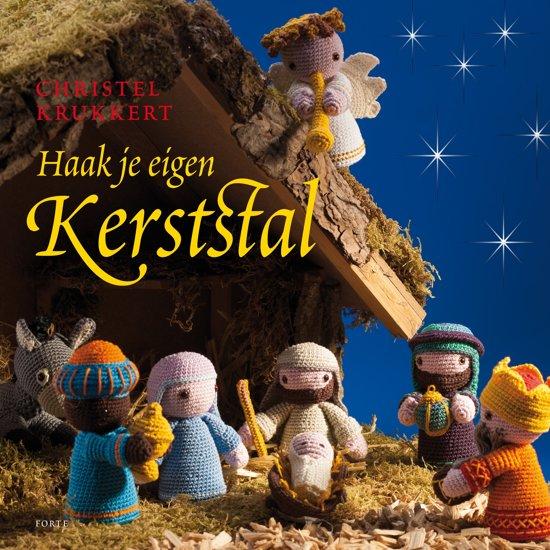 Bolcom Haak Je Eigen Kerststal Christel Krukkert Forte