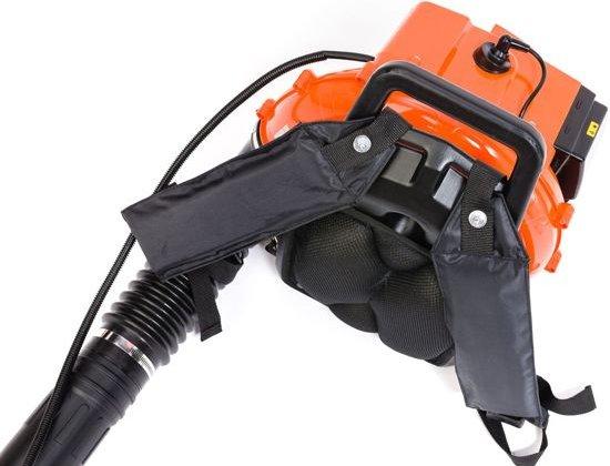 Maxx  Bladblazer benzine - Rug gedragen 42 cm³ 2-takt - blaassnelheid 400 km/h