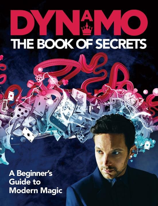 Boek cover Dynamo: The Book of Secrets van Dynamo (Onbekend)