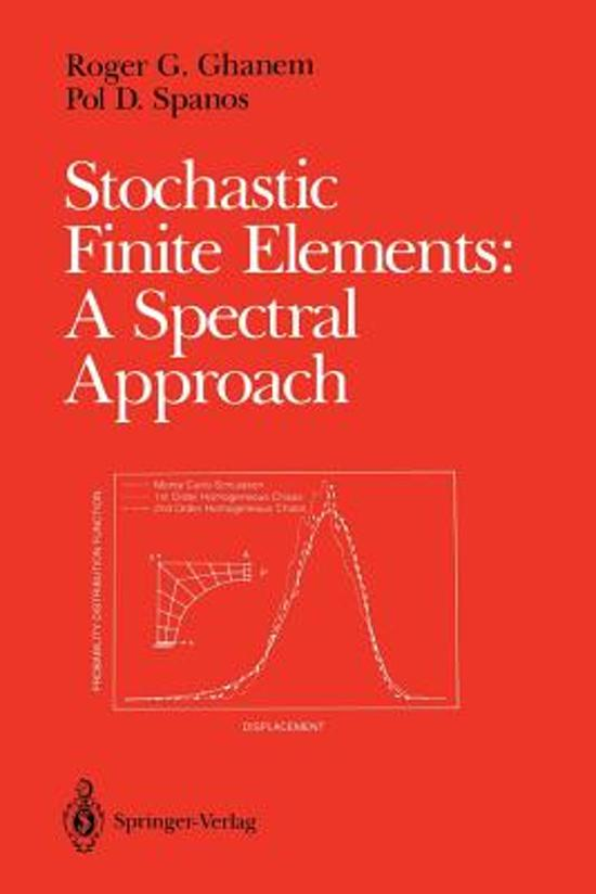 Stochastic Finite Elements