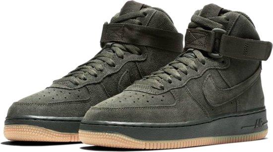 bol.com | Nike Air Force 1 High '07 LV8 Suede Sneakers ...