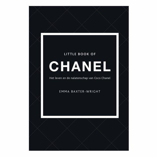 Boek cover Little book of Chanel van Emma Baxter-Wright (Onbekend)