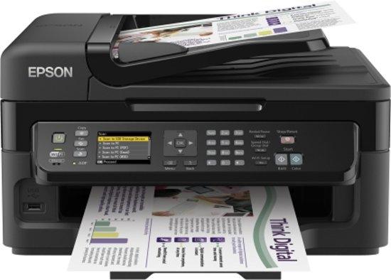bol.com | Epson WorkForce WF-2540WF - All-in-One Printer
