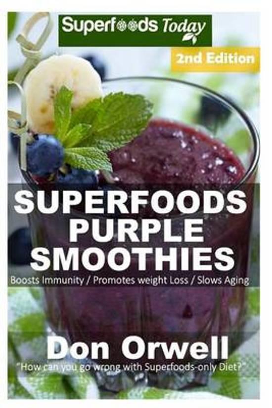 Superfoods Purple Smoothies
