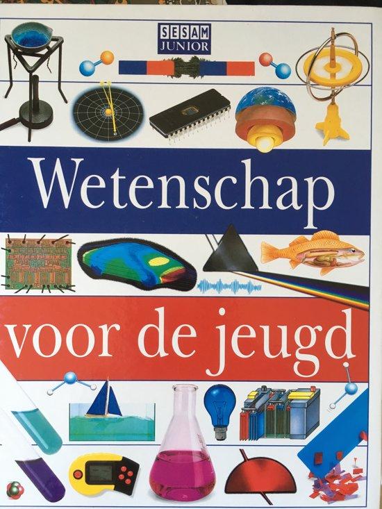 Boek cover Wetenschap voor de jeugd van Susan MacKeever (Hardcover)