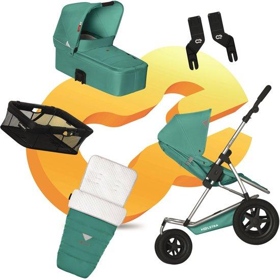 Koelstra Mambo Daily PACK - Kinderwagen Compleet - Jade 2013