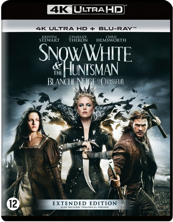 Snow White & The Huntsman (4K Ultra HD Blu-ray)