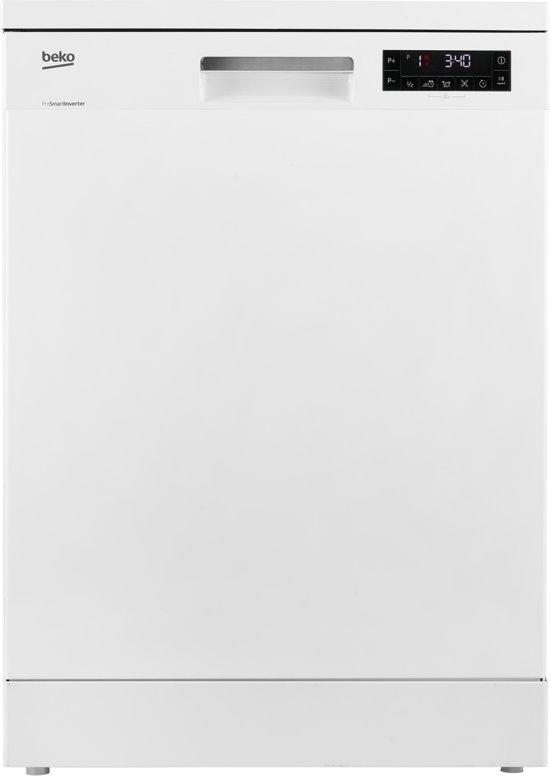Beko DFN26220W2 - Vrijstaande Vaatwasser - Wit