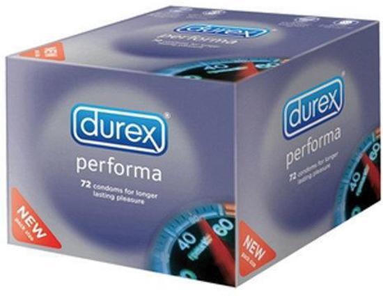 Durex Performa Condooms - 72 stuks