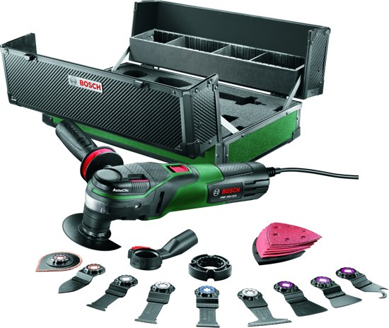 Voorkeur bol.com   Bosch PMF 350 CES Multitool - Oscillerend - 350 Watt XQ85