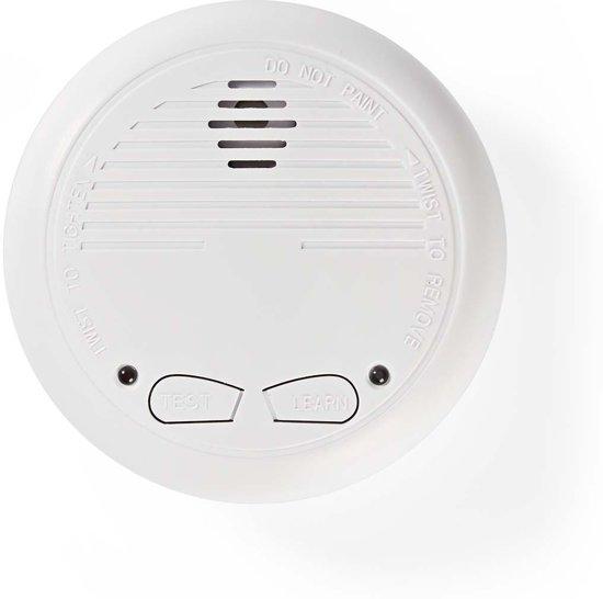 Smoke Detector   EN14604   Connectable